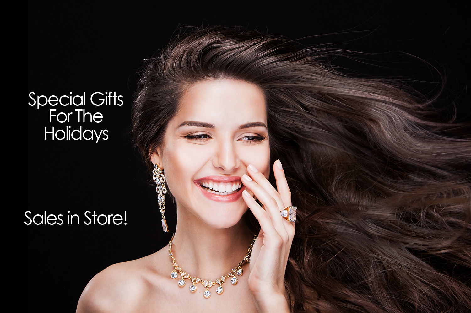 Gifts For Holidays Sales Jewelry Atlanta