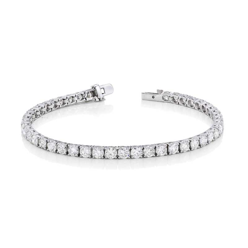 diamond woman bracelet white gold atlanta