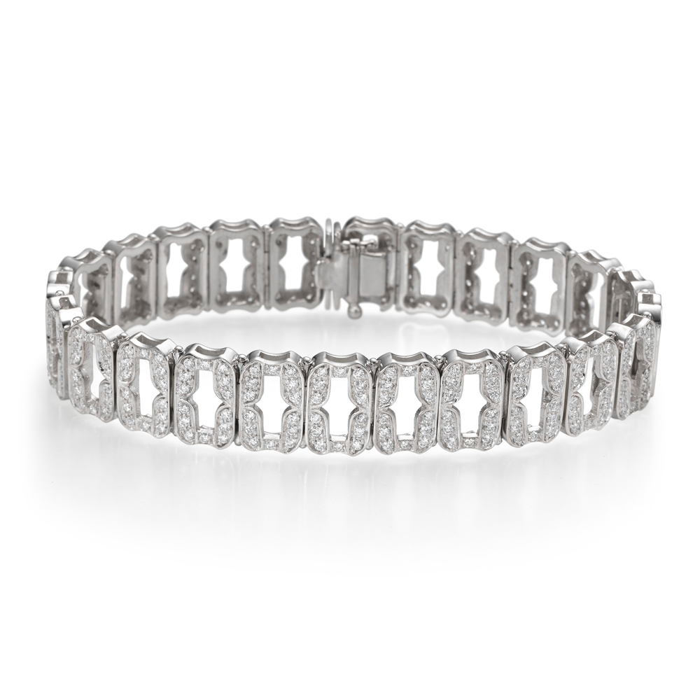 womens diamond bracelet atlanta